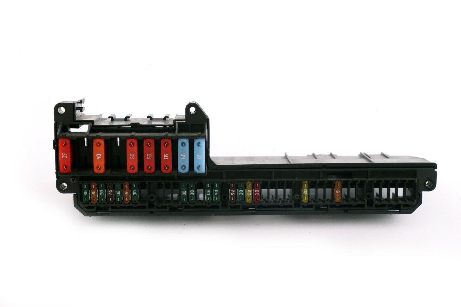 Bmw 5 6 Series E60 E61 E63 E64 Power Distribution Electrical Fuse Box 6932452 1 Of 9only 3 Available