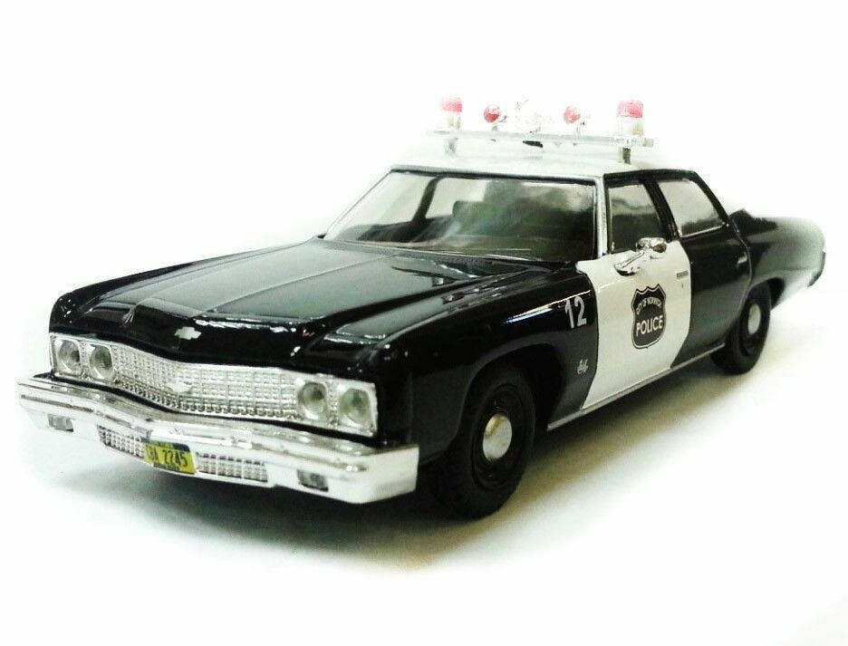 Chevrolet Bel Air Usa Police 143 De Agostini Ixo New