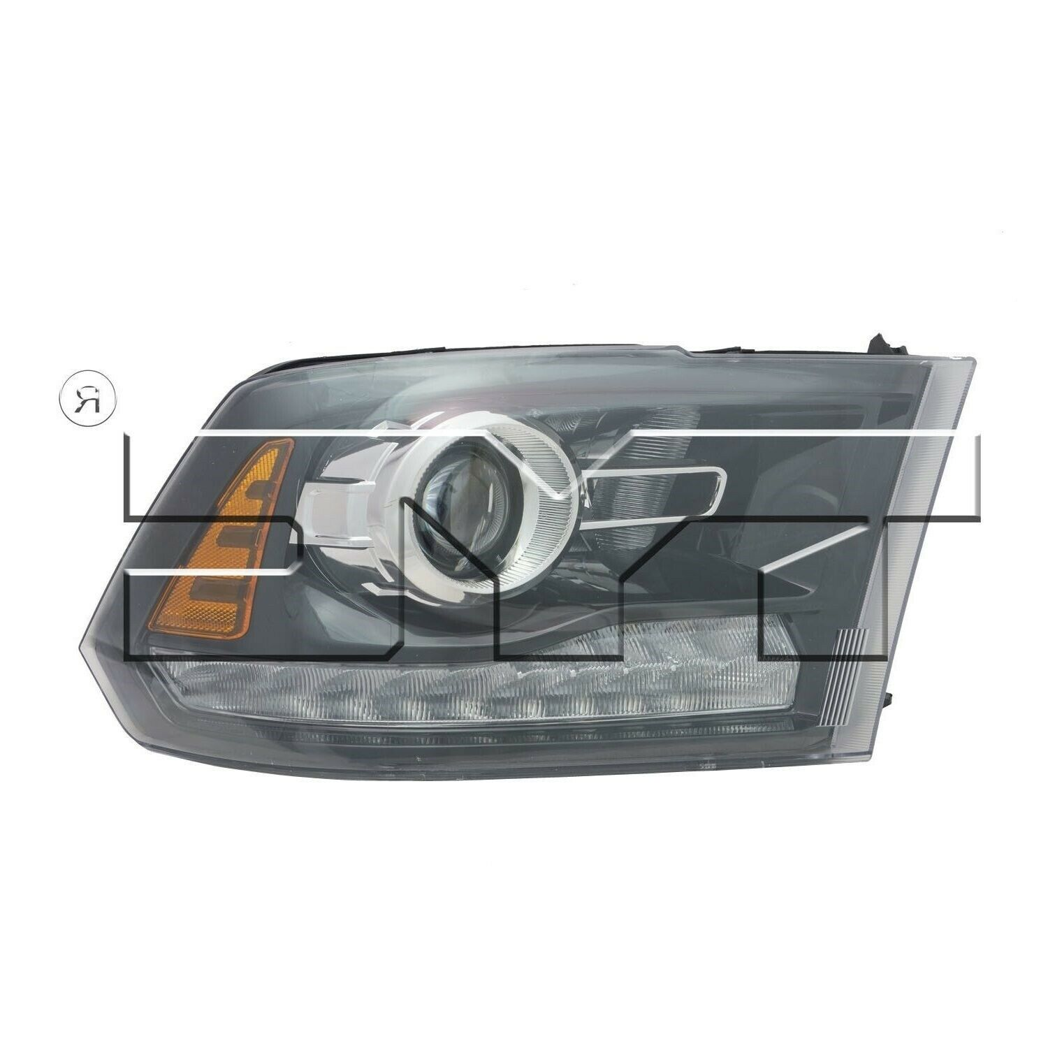 Right Side Projector Headlights For 2013 2015 Dodge Ram 1500 2500 2014 3500 1 Of 1only 3 Available
