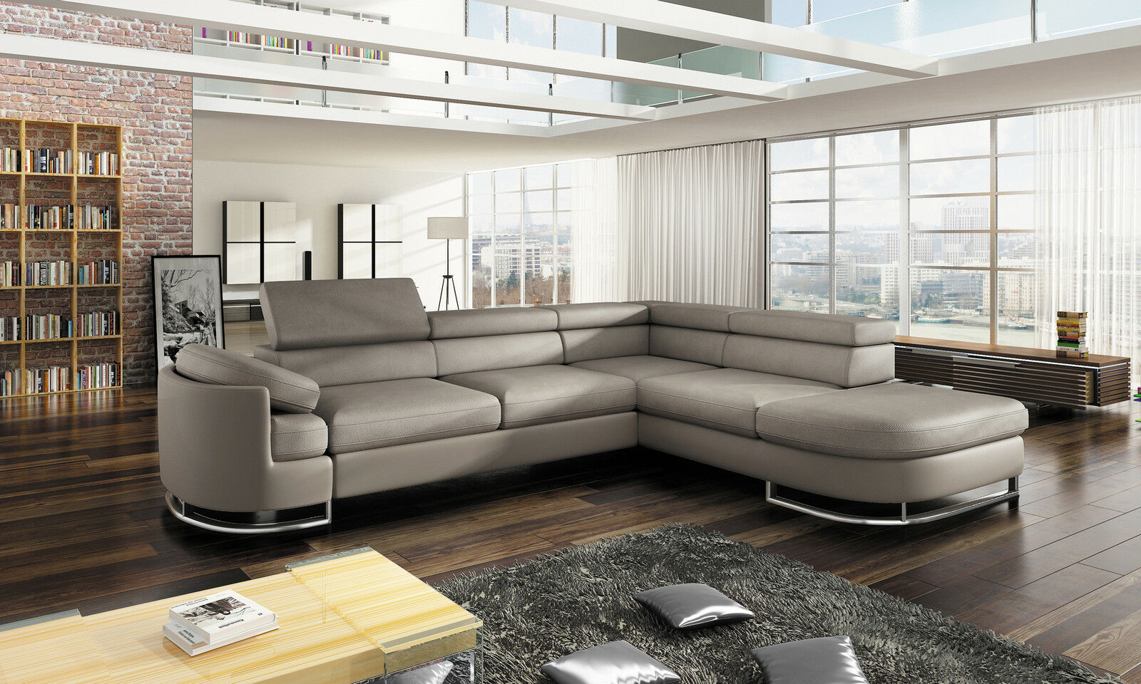 sofa couchgarnitur ice couch sofagarnitur wohnlandschaft. Black Bedroom Furniture Sets. Home Design Ideas