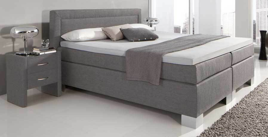 hapo boston boxspringbett boxspring bett boxspringbetten. Black Bedroom Furniture Sets. Home Design Ideas