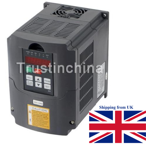 2 2kw 3hp Vfd 10a 220v Variable Frequency Drive Inverter