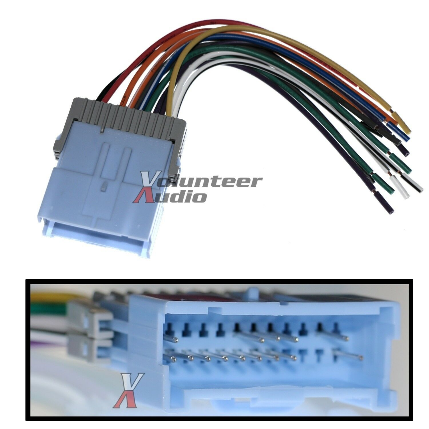 Saturn Car Stereo Cd Player Wiring Harness Wire Aftermarket Radio Install Plug 1 Of 2free Shipping See More