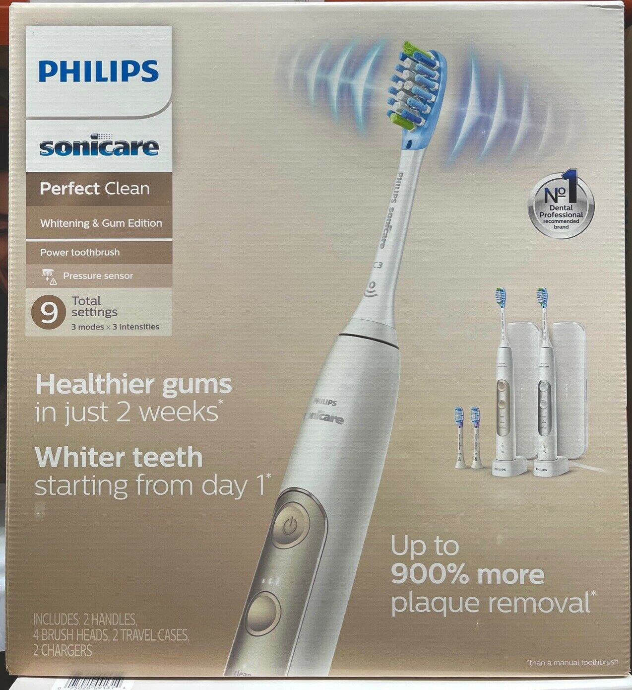 philips sonicare flexcare whitening edition manual