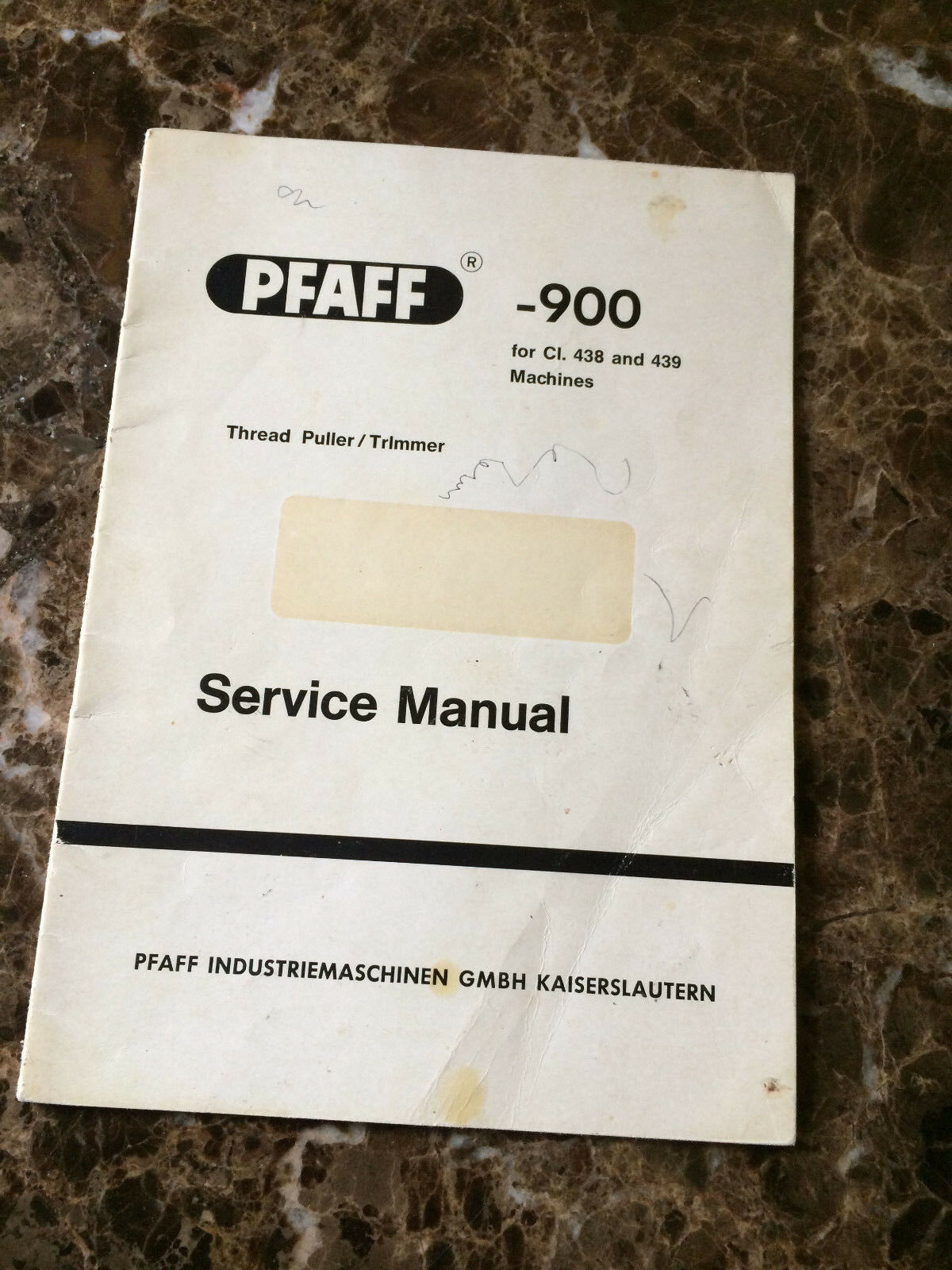 Pfaff service manual 1425 ebook ebook ballew us array service manual for pfaff thread puller trimmer on 438 u0026 439 sewing rh picclick fandeluxe Choice Image