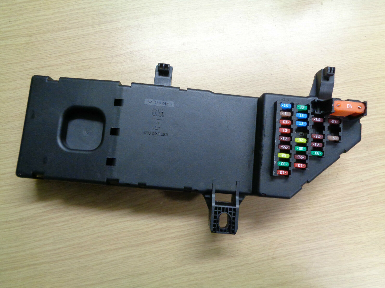 Saab 9-3 93 Relay Fuse Box Control Module 12778377 460023260 1 of 1Only 1  available ...