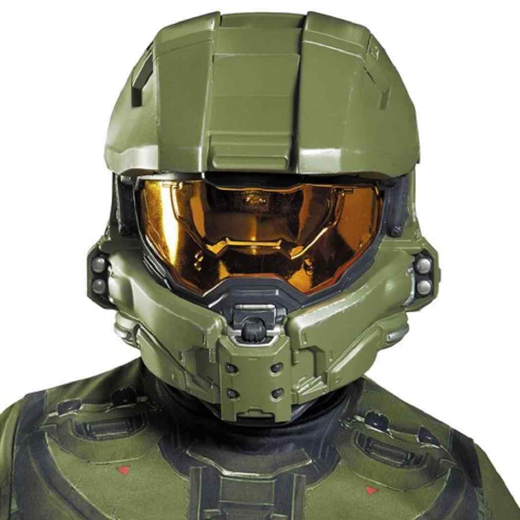 halo military soldier fancy dress halloween costume accessory 1 of 1only 5 available