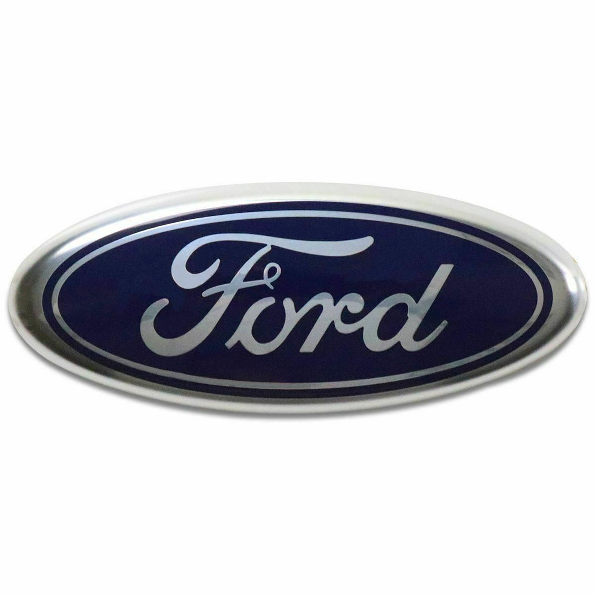 Genuine Ford Ka Oval Rear Tailgate Badge Emblem 1542421 Fuse Box Lights 1 Of 4only 5 Available