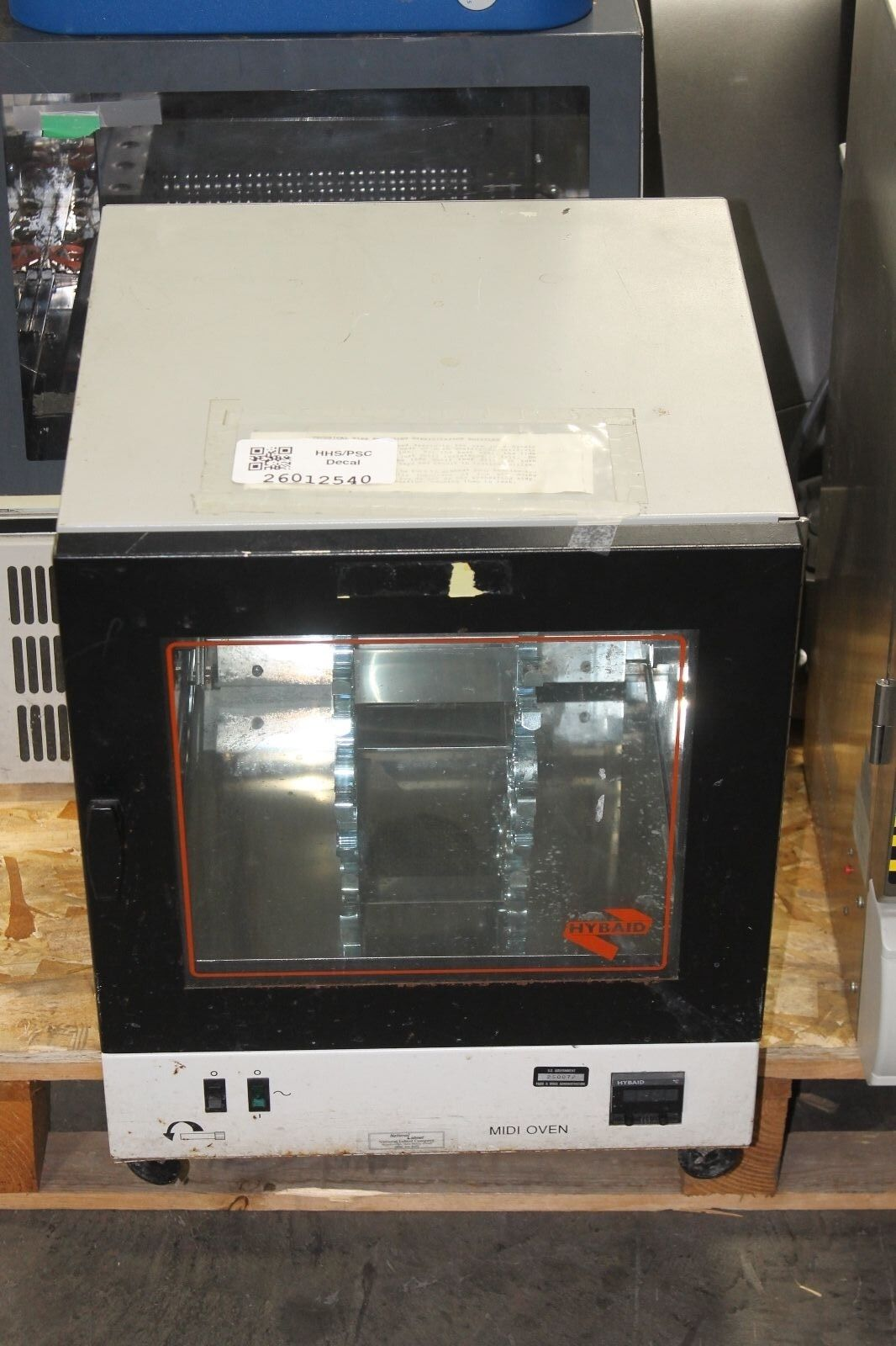 Oven Hybaid Mini Midi Working 19999 Picclick 15kw 30 80khz All Solid State Induction Heater Heating Melting Furnace 1 Of 1only Available