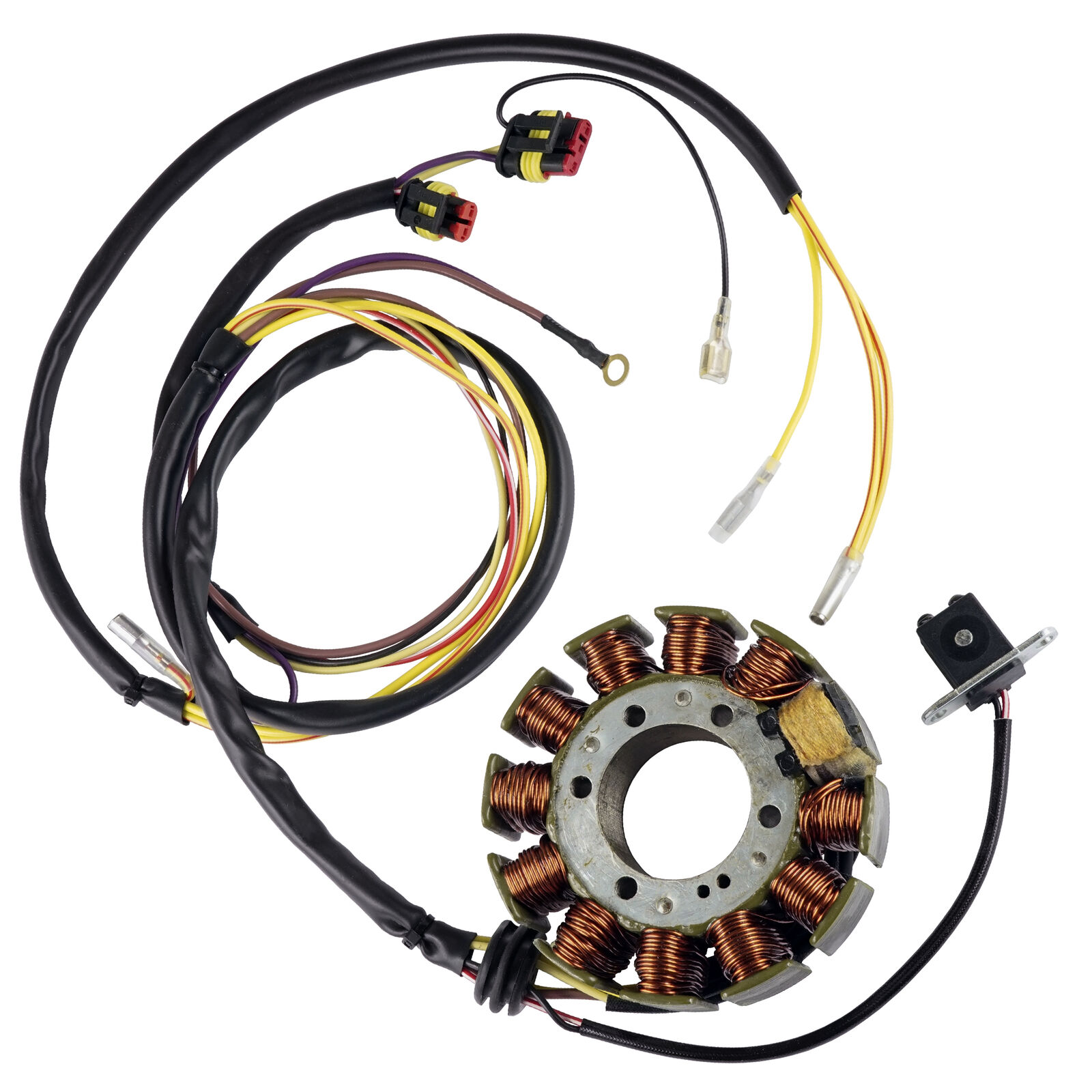 Stator Fits Polaris Sportsman 700 Carb 2002 2003 2004 Magneto Fuel Filter 1 Of 1free Shipping