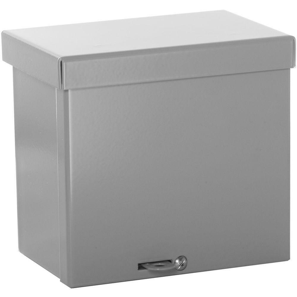 6 In X 4 Nema 3r Enclosure Rsc060604rc 2000 Picclick Wiring Trough 12 1 Of 1only Available