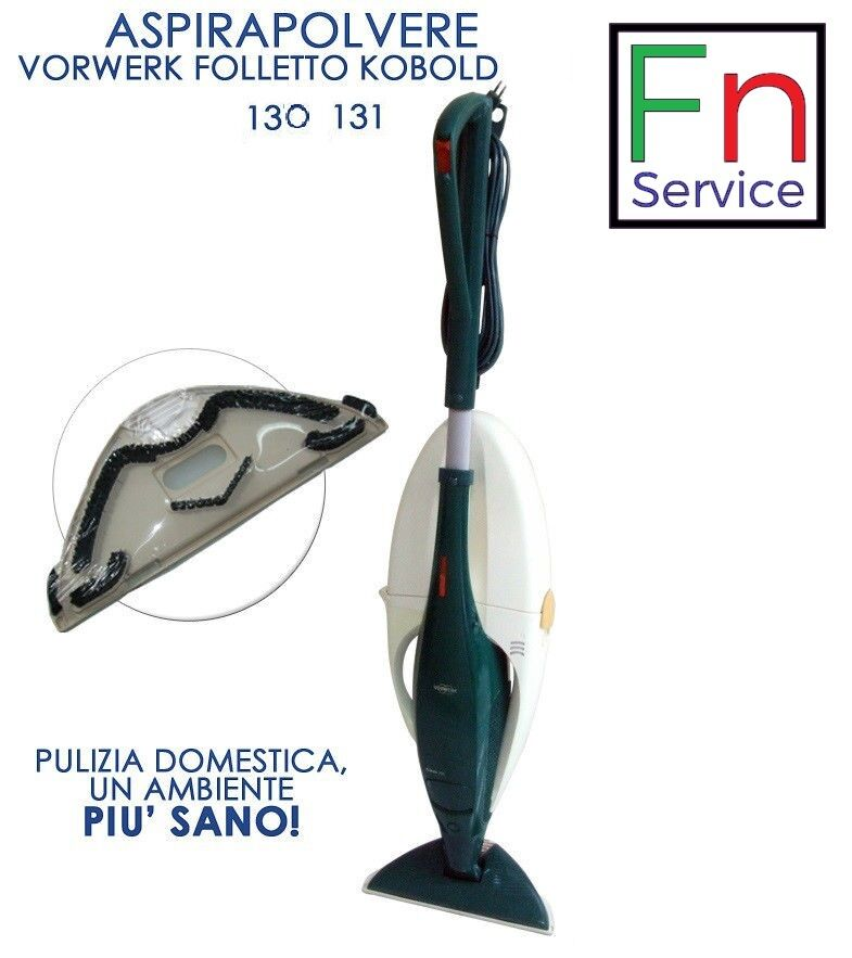 Aspirapolvere vorwerk folletto vk131 vk 131 vk 130 vk130 - Aspirapolvere folletto vk 140 ...