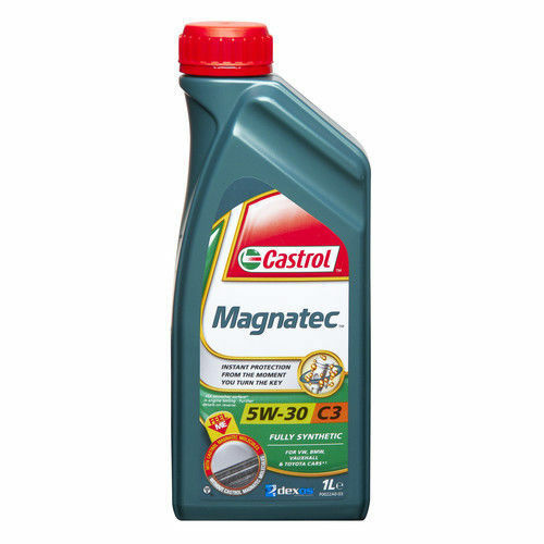 castrol magnatec 5w30 c3 1 litre engine motor oil. Black Bedroom Furniture Sets. Home Design Ideas