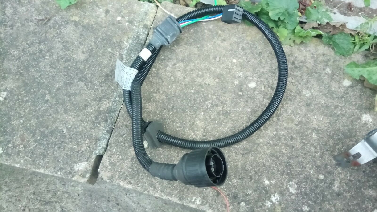 bmw e46 318 4door saloon ignition coil wiring loom repair Spark Plug Wire Looms Wiring Looms for Cars