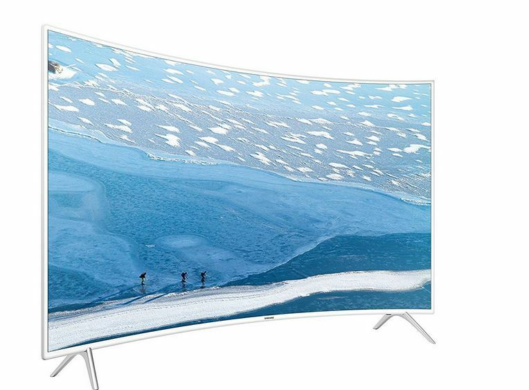 samsung ku6519 123 cm 49 zoll curved fernseher ultra hd triple tuner f1 117 eur 599 99. Black Bedroom Furniture Sets. Home Design Ideas