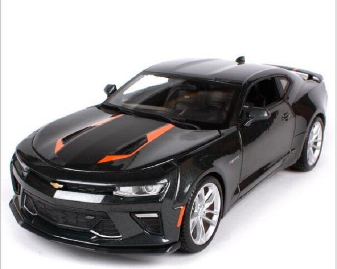 maisto 1 18 2017 fifty 50 anniversary chevrolet camaro diecast model car toy cad. Black Bedroom Furniture Sets. Home Design Ideas
