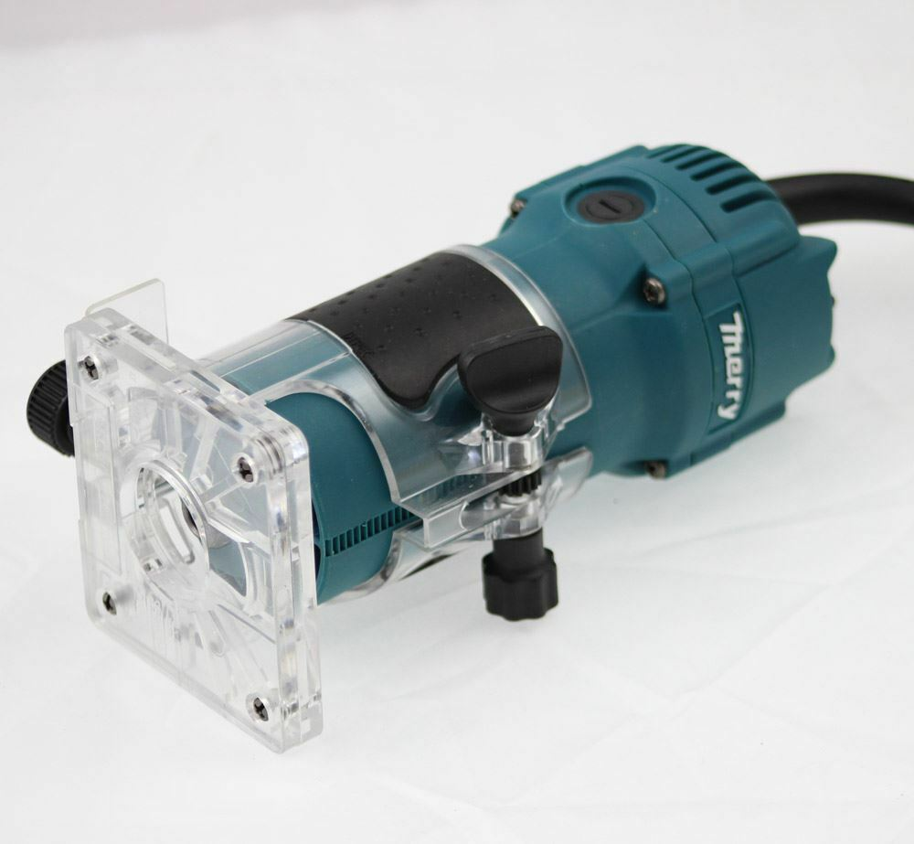Electric Wood Trimmer Router Joiners Tools • £36.99 - PicClick UK