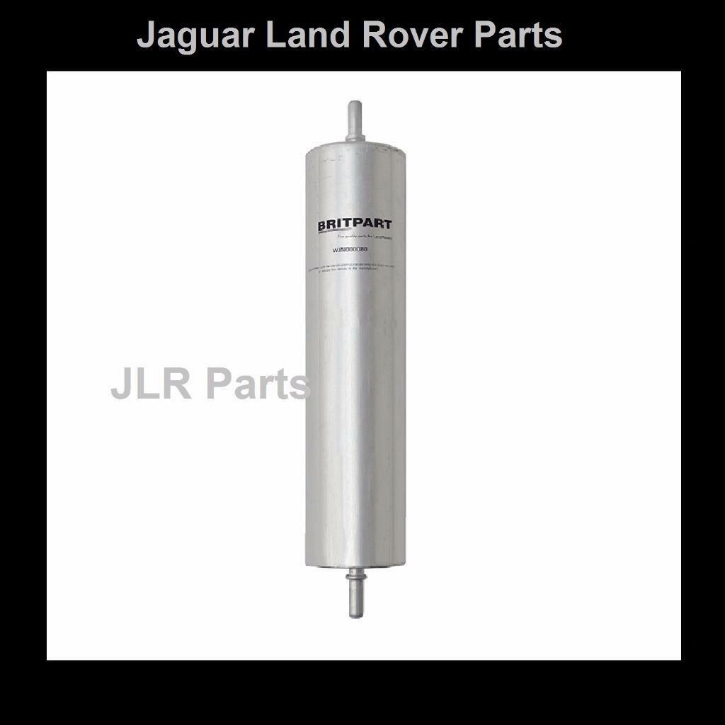 Land Rover Freelander 1 TD4 Diesel 2.0L Inline Fuel Filter - WJN000080 1 of  1FREE Shipping See More