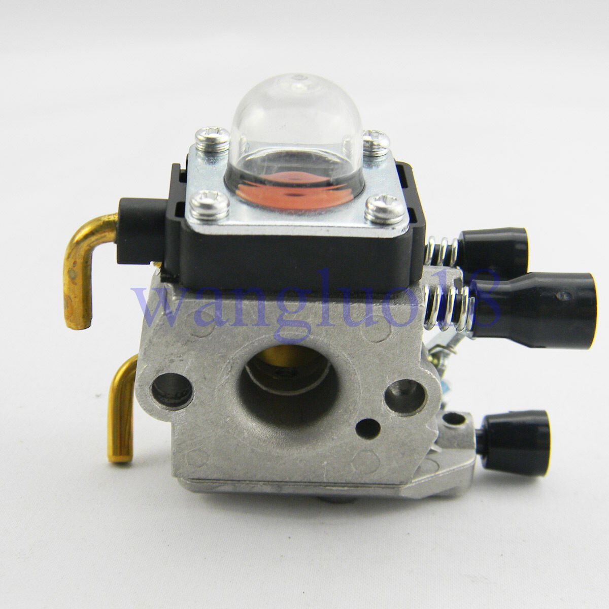 new carb carburetor fits stihl trimmer fs38 fs45 fs46 fs55 fs55r fs55rc km55 cad. Black Bedroom Furniture Sets. Home Design Ideas