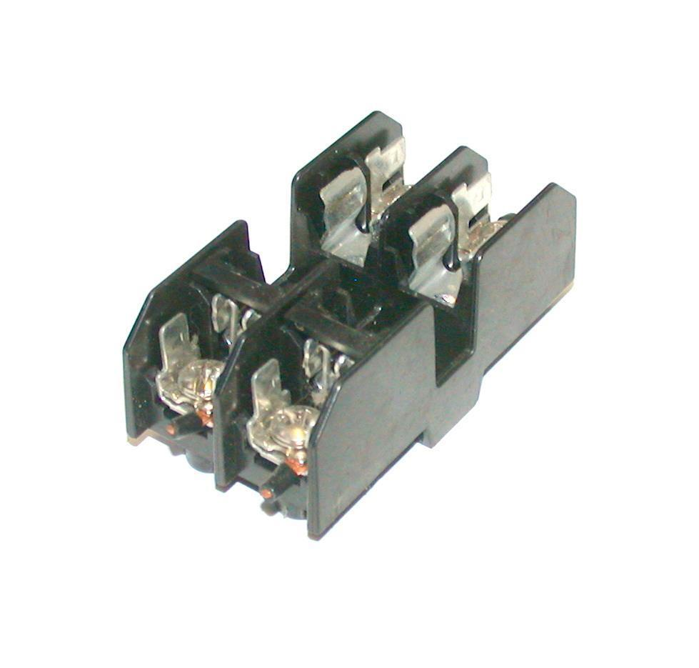Fuse Box Processor Square D 9080fb2611cc 2 Pole Block Holder 30 Amp 600 Vac 1 Of 1only Available