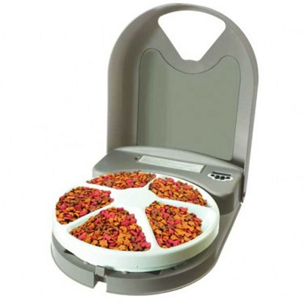 Automatic Dog Food Dispenser Canada