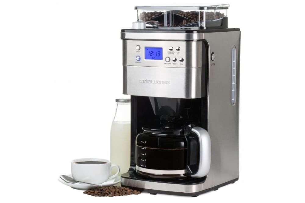 Bean To Cup Coffee Machine With Timer Uk