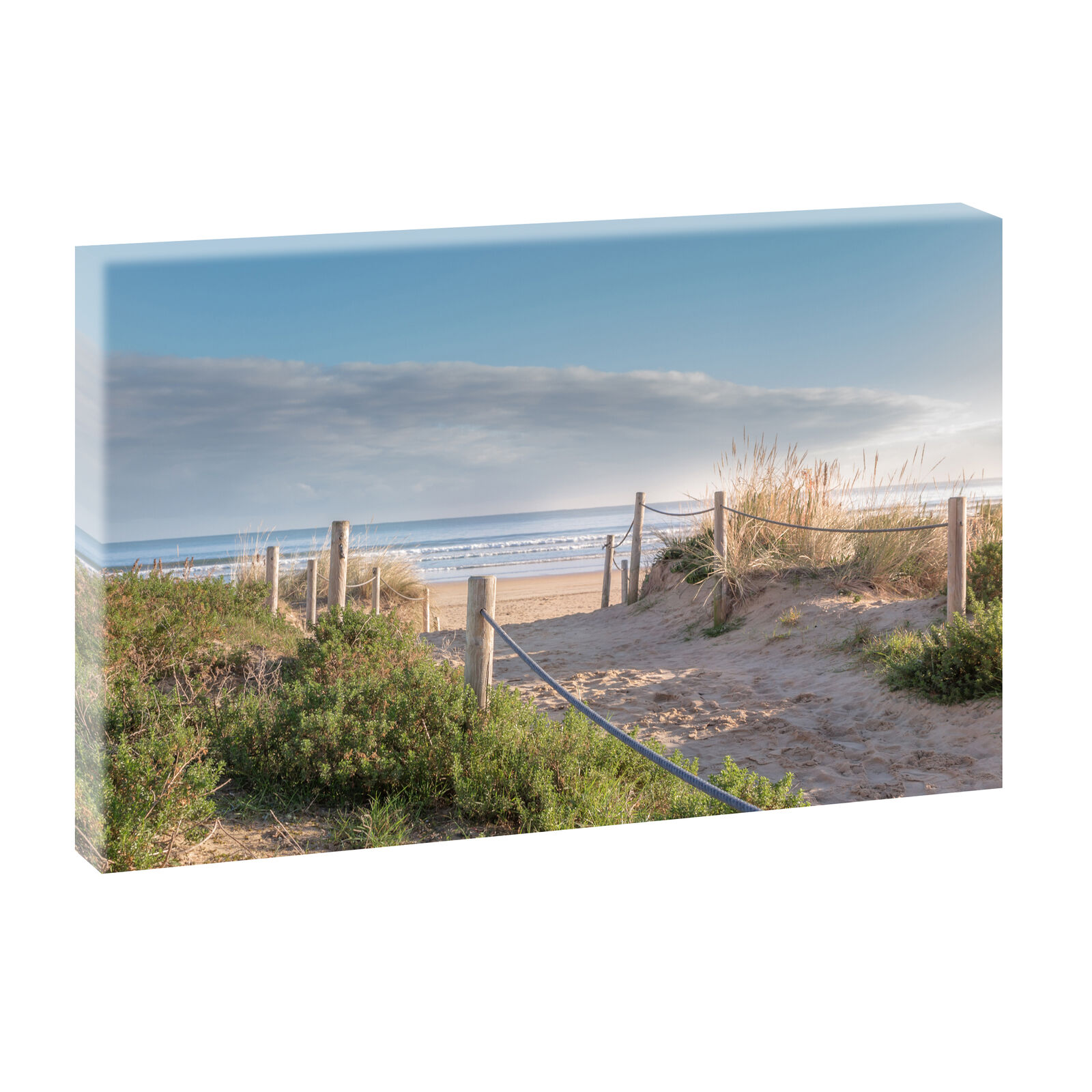 bilder auf leinwand poster wandbild strand d nen nordsee xxl 120 cm 80 cm 732 eur 32 78. Black Bedroom Furniture Sets. Home Design Ideas