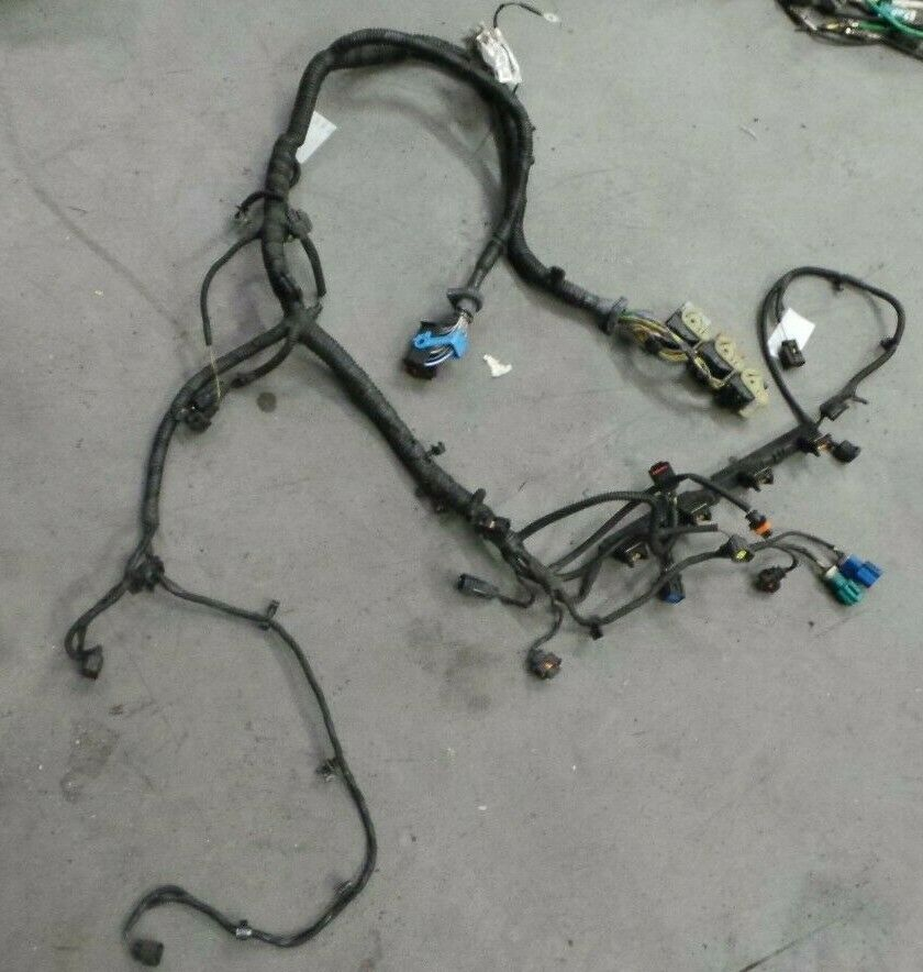 Ford Focus 16 Petrol Engine Harness Sub Loom Bv6t 12a690 Bbc 2011 Wiring 1 Of 12only 2 Available