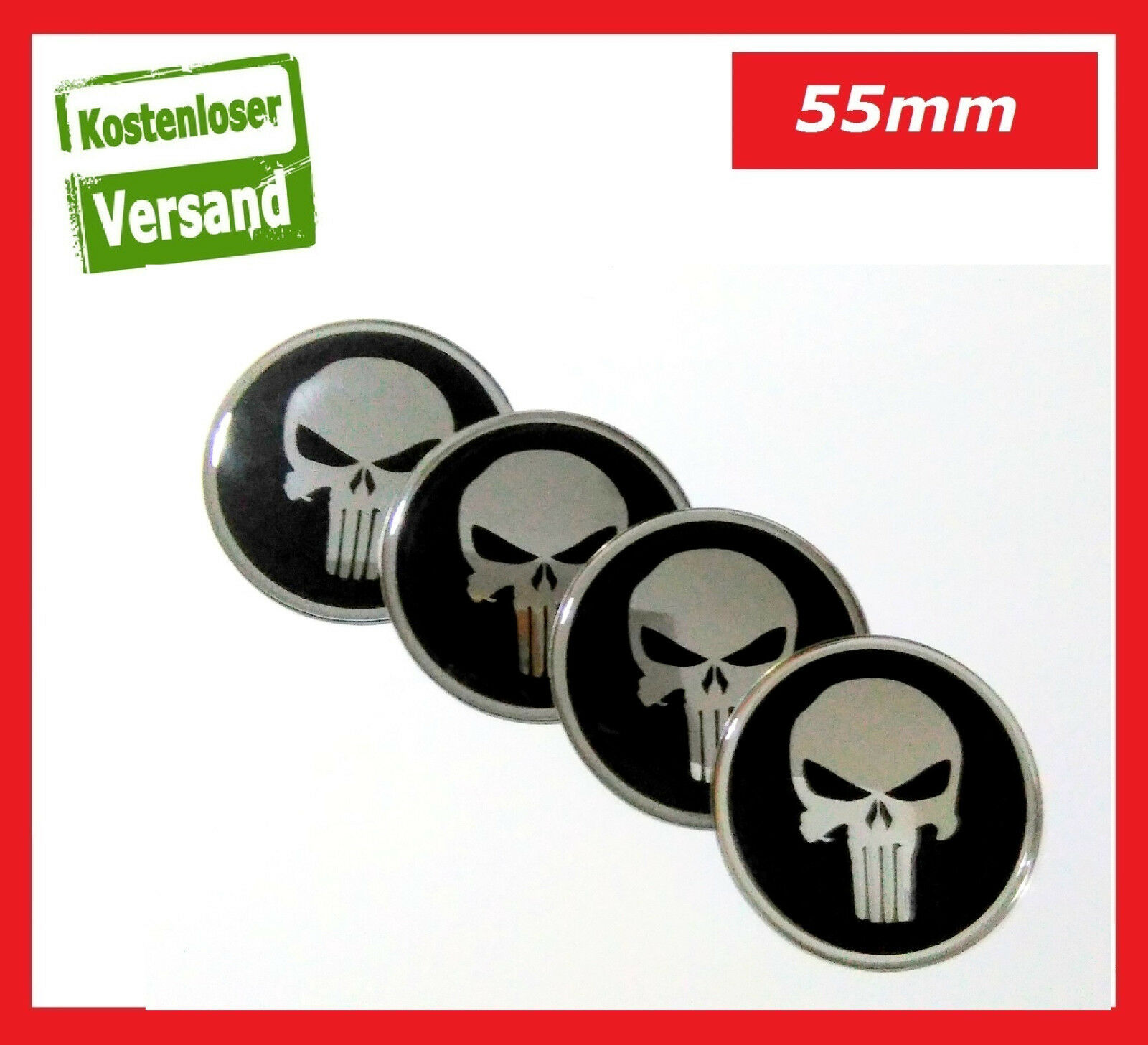 4x 56mm emblem felgen aufkleber nabendeckel felgendeckel. Black Bedroom Furniture Sets. Home Design Ideas