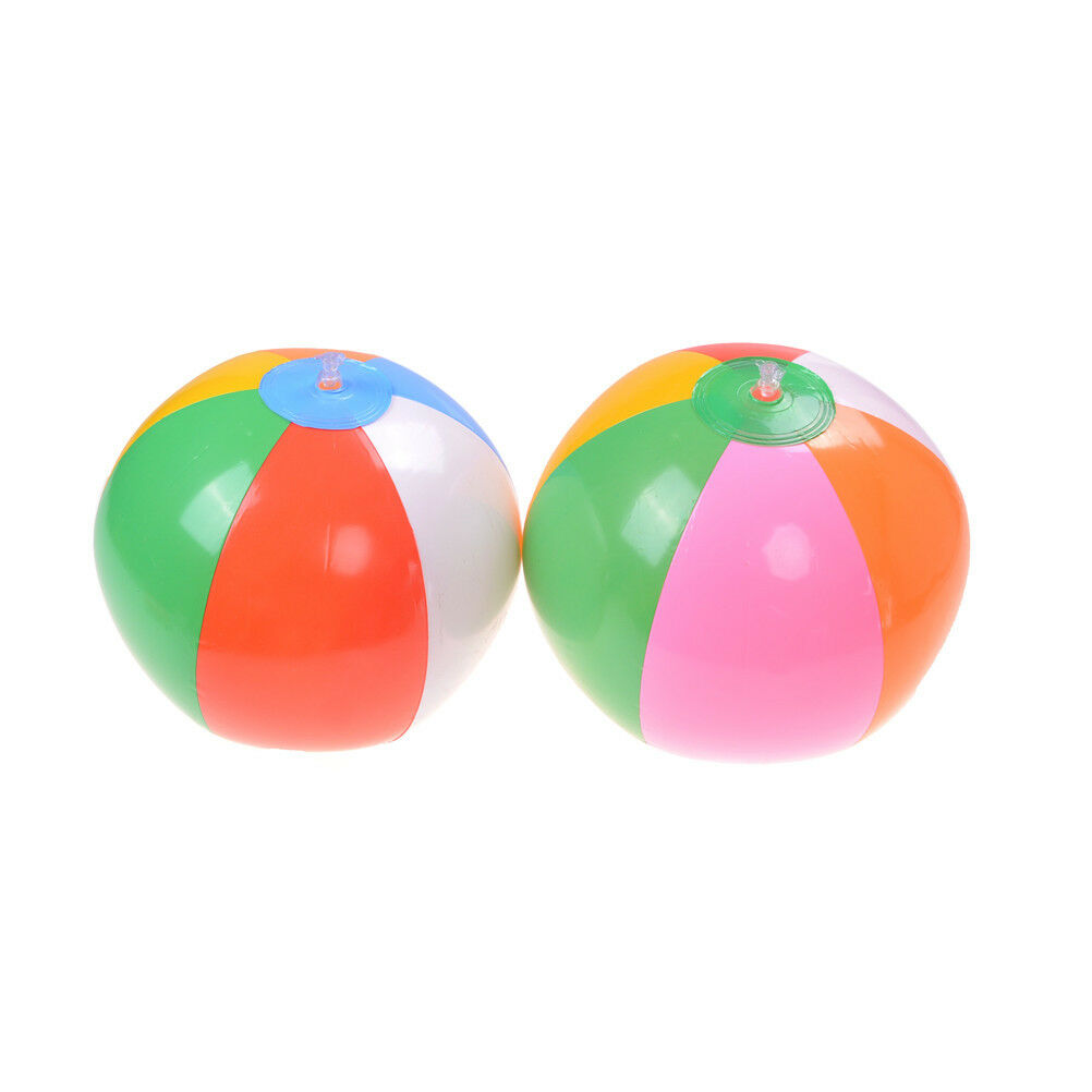 28cm Inflatable Swimming Pool Water Game Balloon Beach