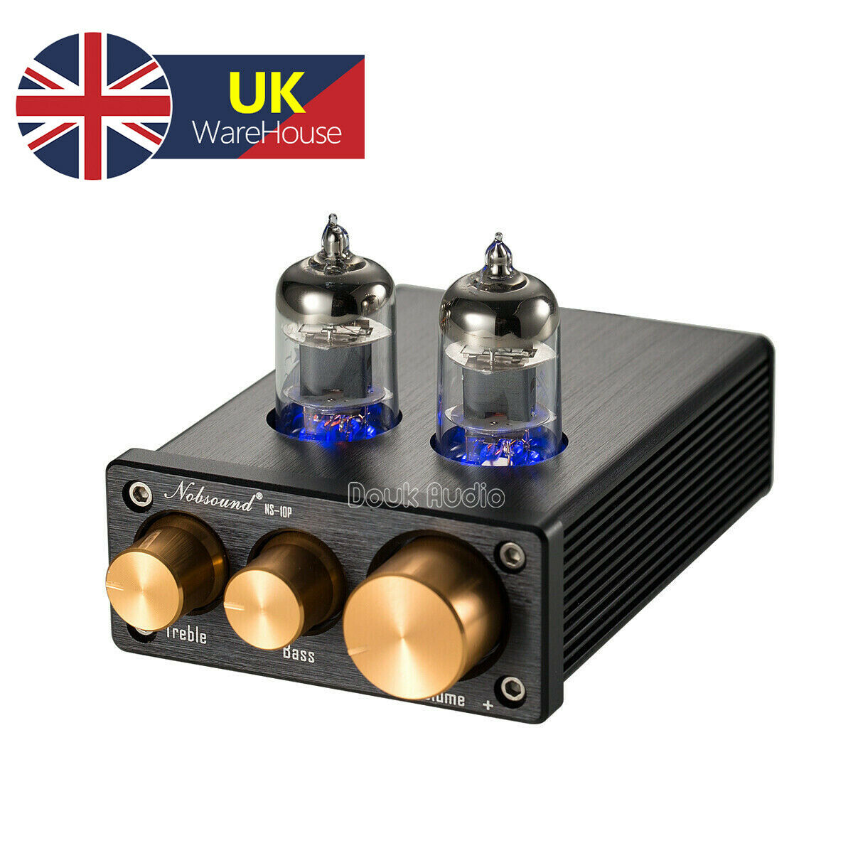Nobsound Ns 10p Mini 6j1 Tube Preamp Hifi Audio Valve Pre Amplifier 45w Power Include Tone Control 1 Of 12free Shipping See More