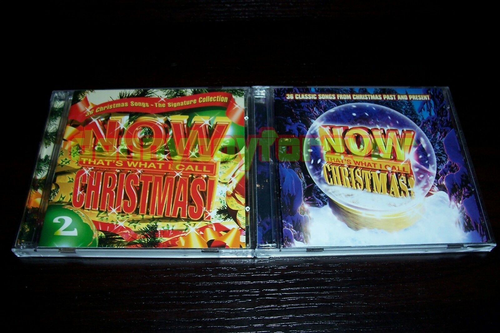 NOW THAT\'S WHAT I Call Christmas Signature Collection 2 CD Set x2=4 ...