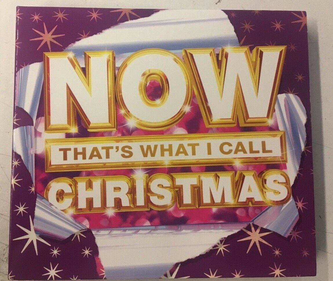 NOW THAT\'S WHAT I Call Christmas (3CD) USED Feat Slade , Wham ...