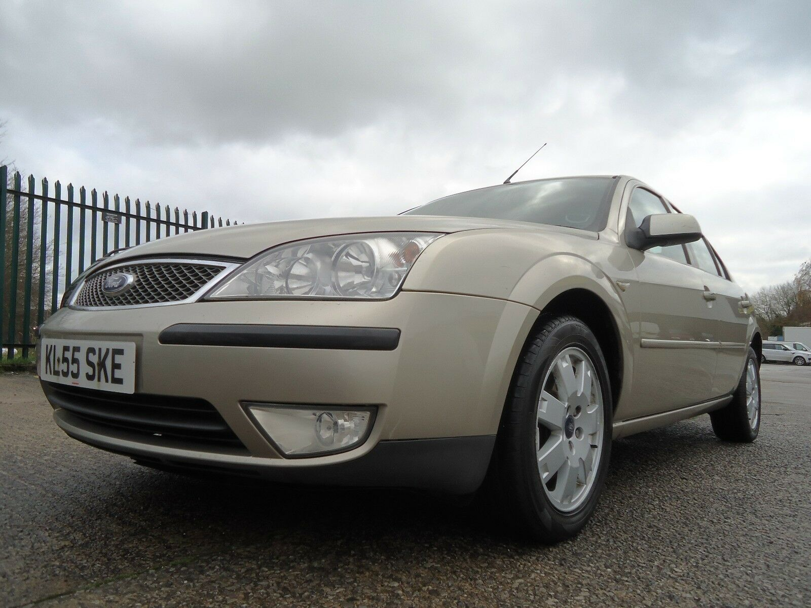 2005 ford mondeo 2 0 tdci zetec diesel hatchback 5 door picclick uk. Black Bedroom Furniture Sets. Home Design Ideas
