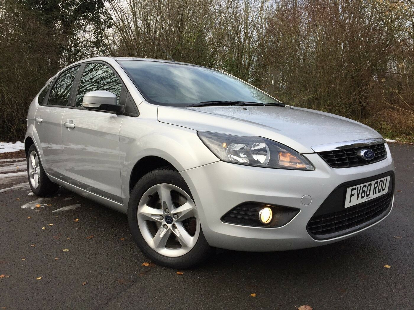 2010 ford focus 2 0 tdci automatic mot 09 18 cd player alloys very clean vehicle 2. Black Bedroom Furniture Sets. Home Design Ideas