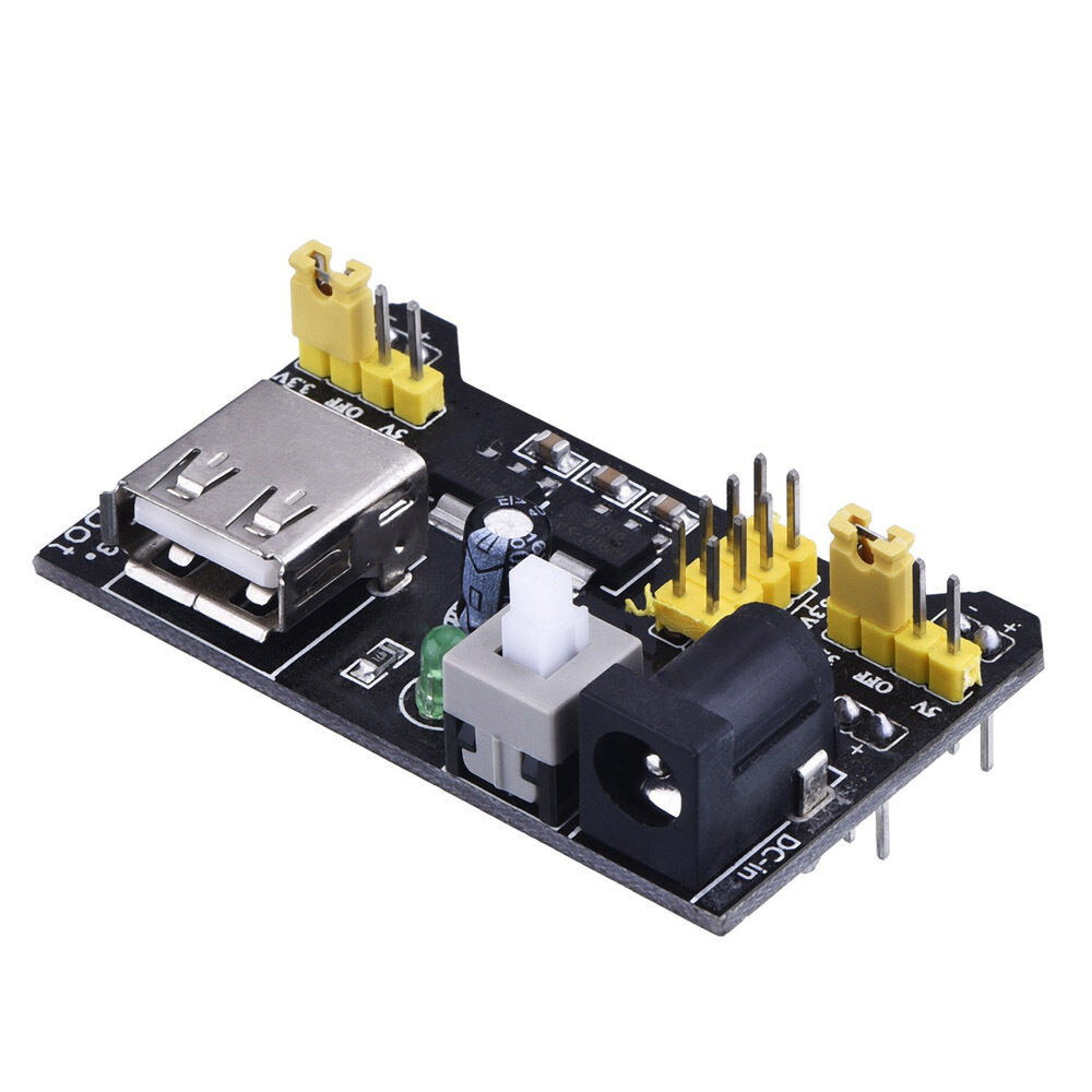 Mb102 Breadboard Power Supply Module 6pcs Mini Usb 33v 5v Dc 7 12v 7x9 Pcb Circuit Board Universal Stripboard Veroboard Copper Diy Ebay 1 Of 5only 4 Available