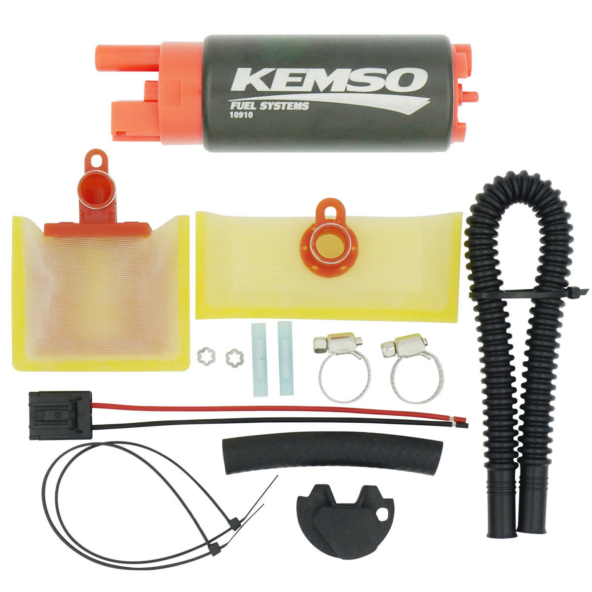 Kemso 340lph High Flow Fuel Pump For Honda Accord Viii Cl Cm 1 Of 6free Shipping
