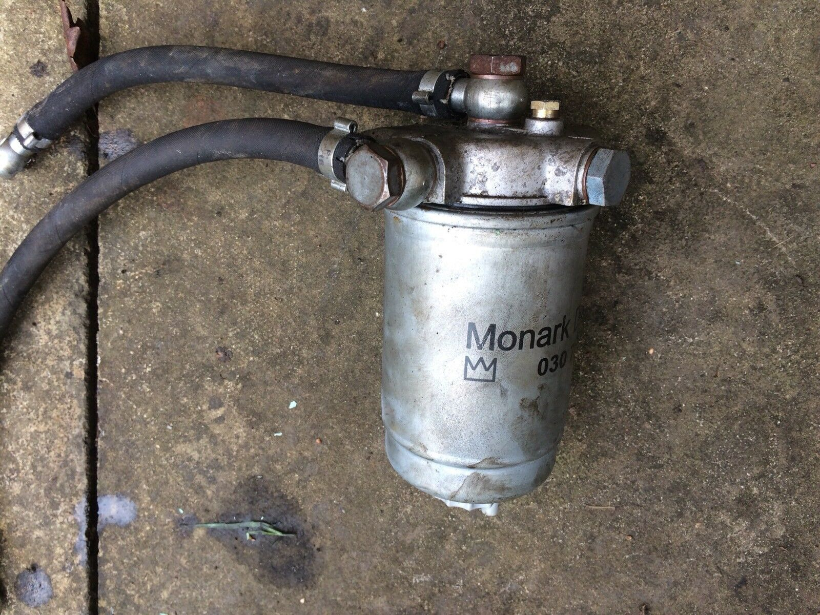 Mercedes Benz Om 636 Boat Engine Fuel Filter 3000 Picclick Uk 1 Of 2only Available