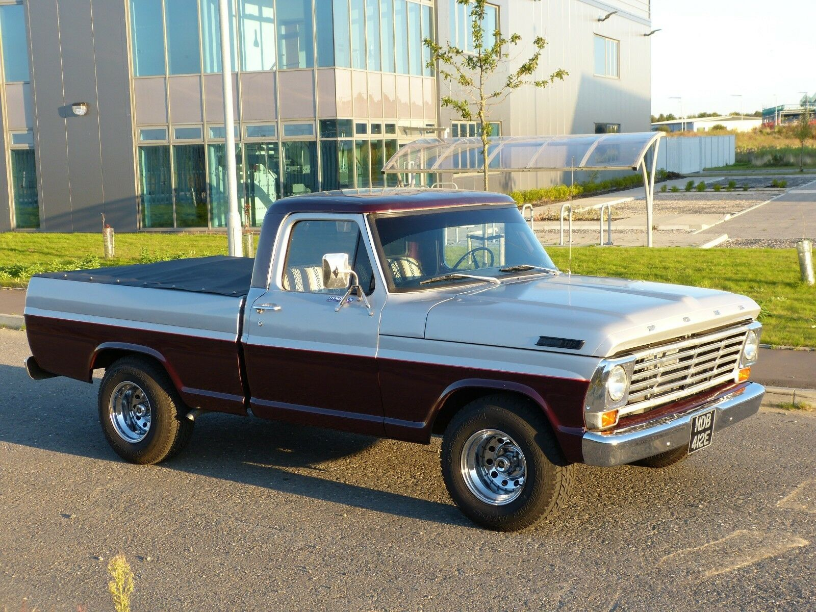 1967 Ford F100 Short Bed 302ci American Pick Up Truck 1099500 1964 1 Of 12 See More
