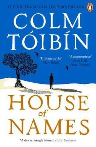 House of names colm toibin picclick uk for House of names