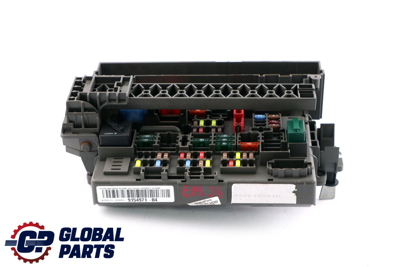 bmw z4 e89 fuse box location
