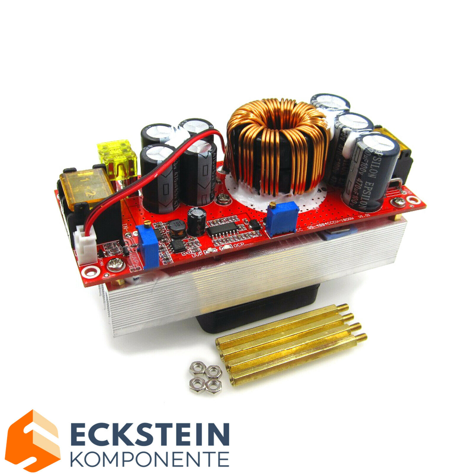 10v 60v To 13v 97v 1500w 30a Power Modul Dc Step Up Voltage Circuit 1 Von 4nur 4 Verfgbar Siehe Mehr