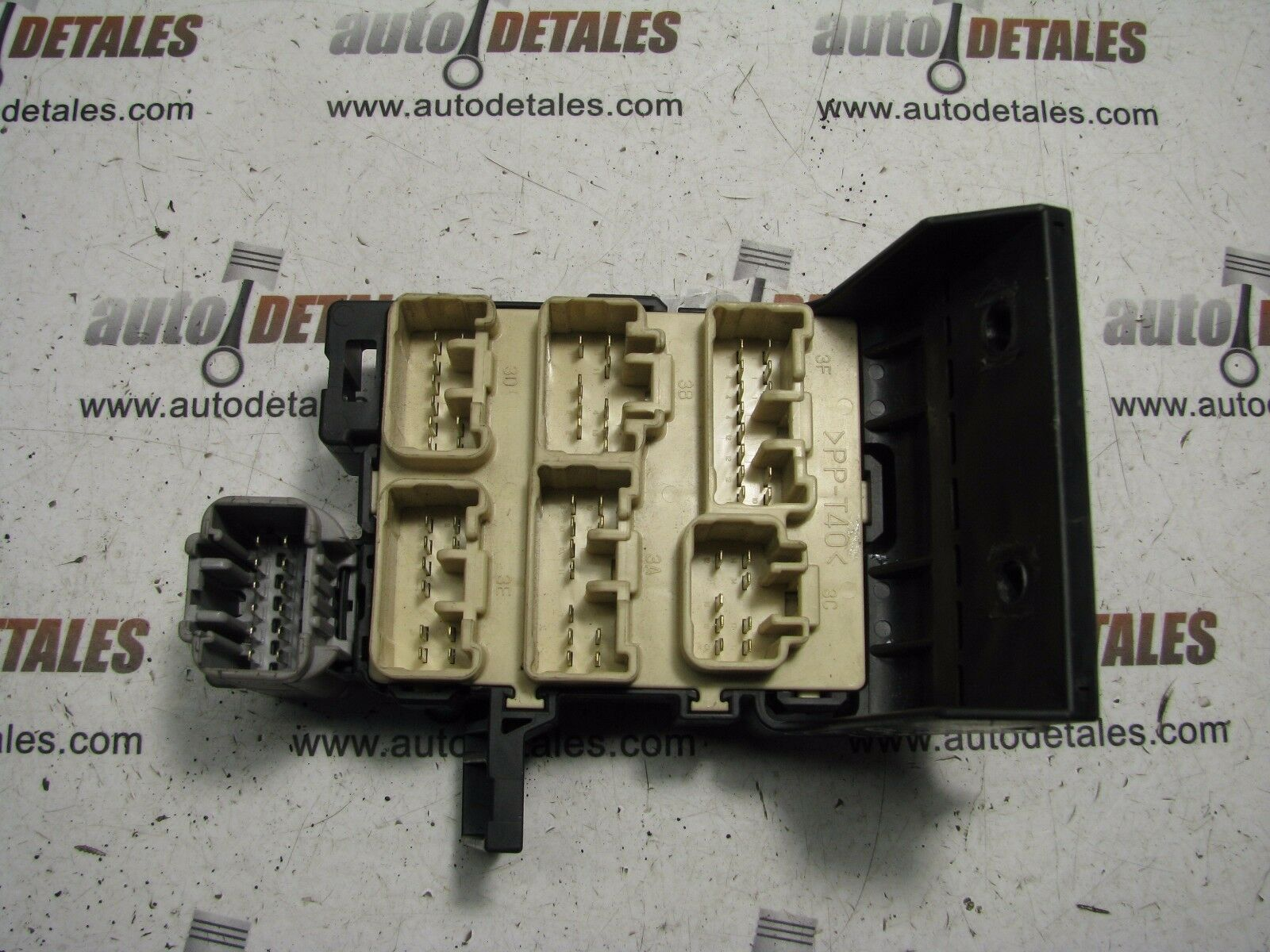 Toyota Corolla Verso 18 Petrol Fuse Relay Box Unit 82734 05020 Used Automotive And 1 Of 5only Available