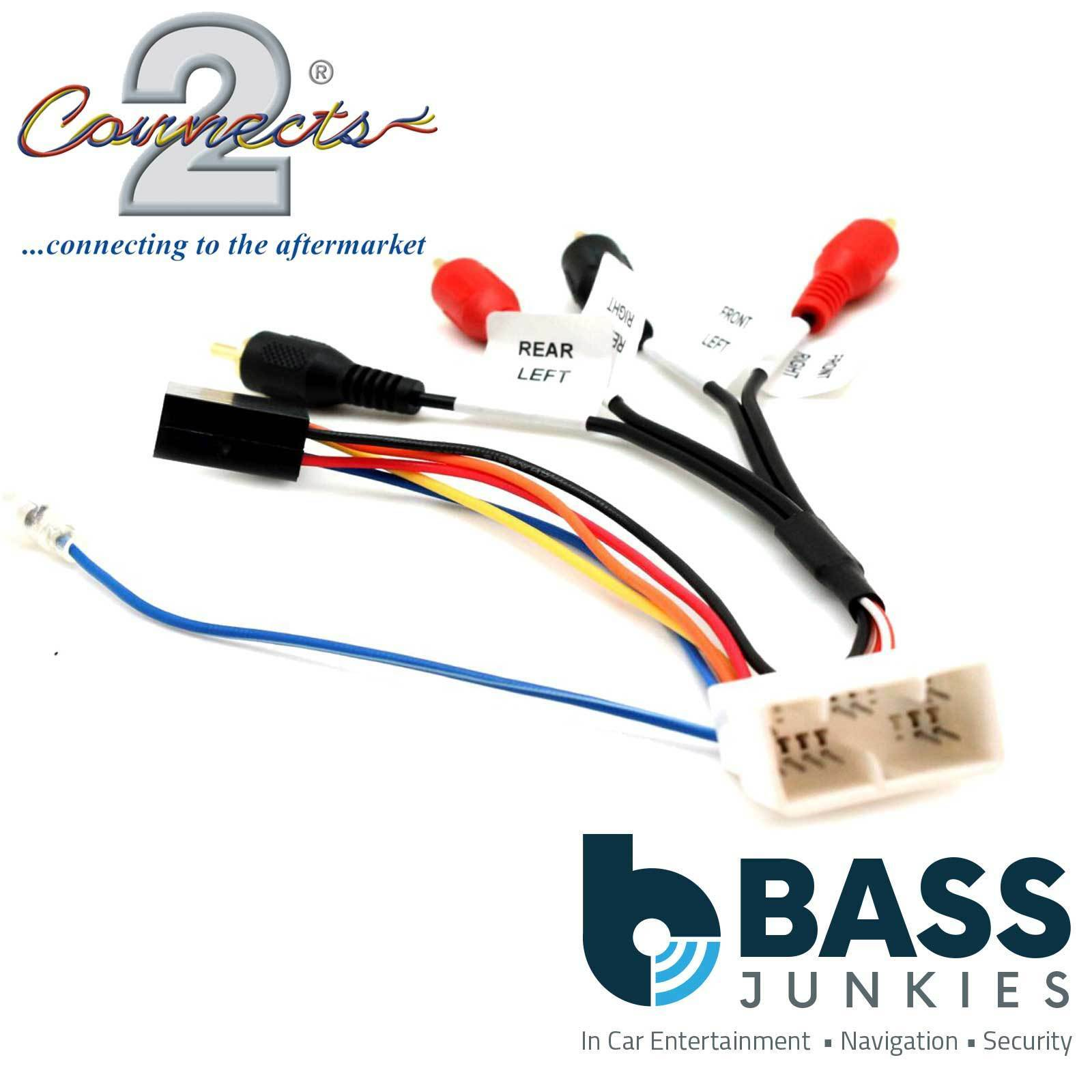 Connects2 Ct20lx02 Lexus All Models Car Stereo Iso Harness Adaptor Mercedes E Class Radio Wiring Adapter 1 Of 1free Shipping See More