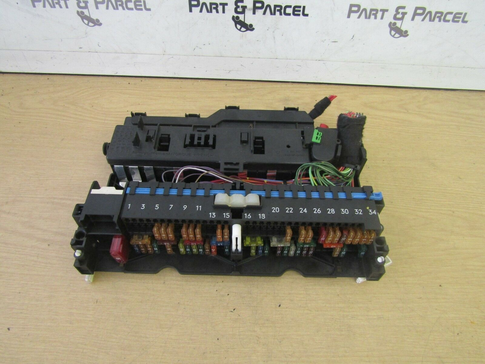 Bmw 3 Series E46 Estate Interior Fuse Box Unit 8364540 1799 1 Of 1only Available