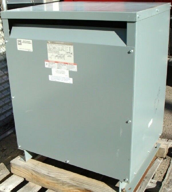 SQUARE D SORGEL WatchDog 75 KVA Transformer With Taps - $3,000.00 ...