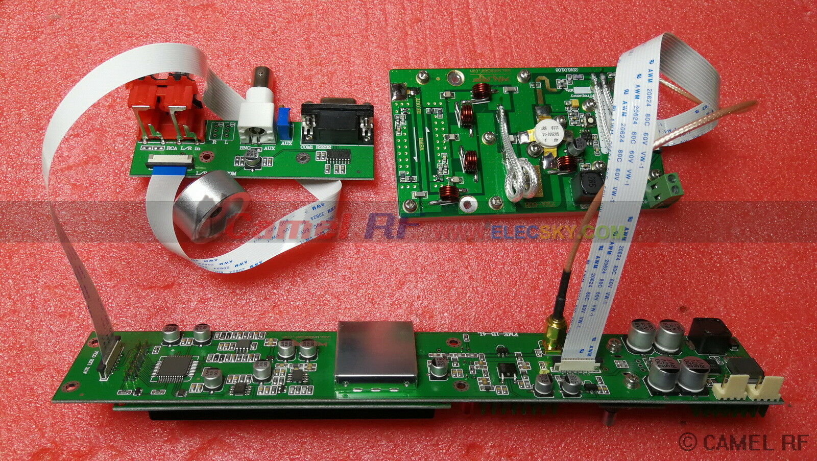 0 80w Radio Broadcast Station Fm Transmitter Pcb Kits 34000 Circuit 88 108 Mhz 1w 1 Of 9only 4 Available See More