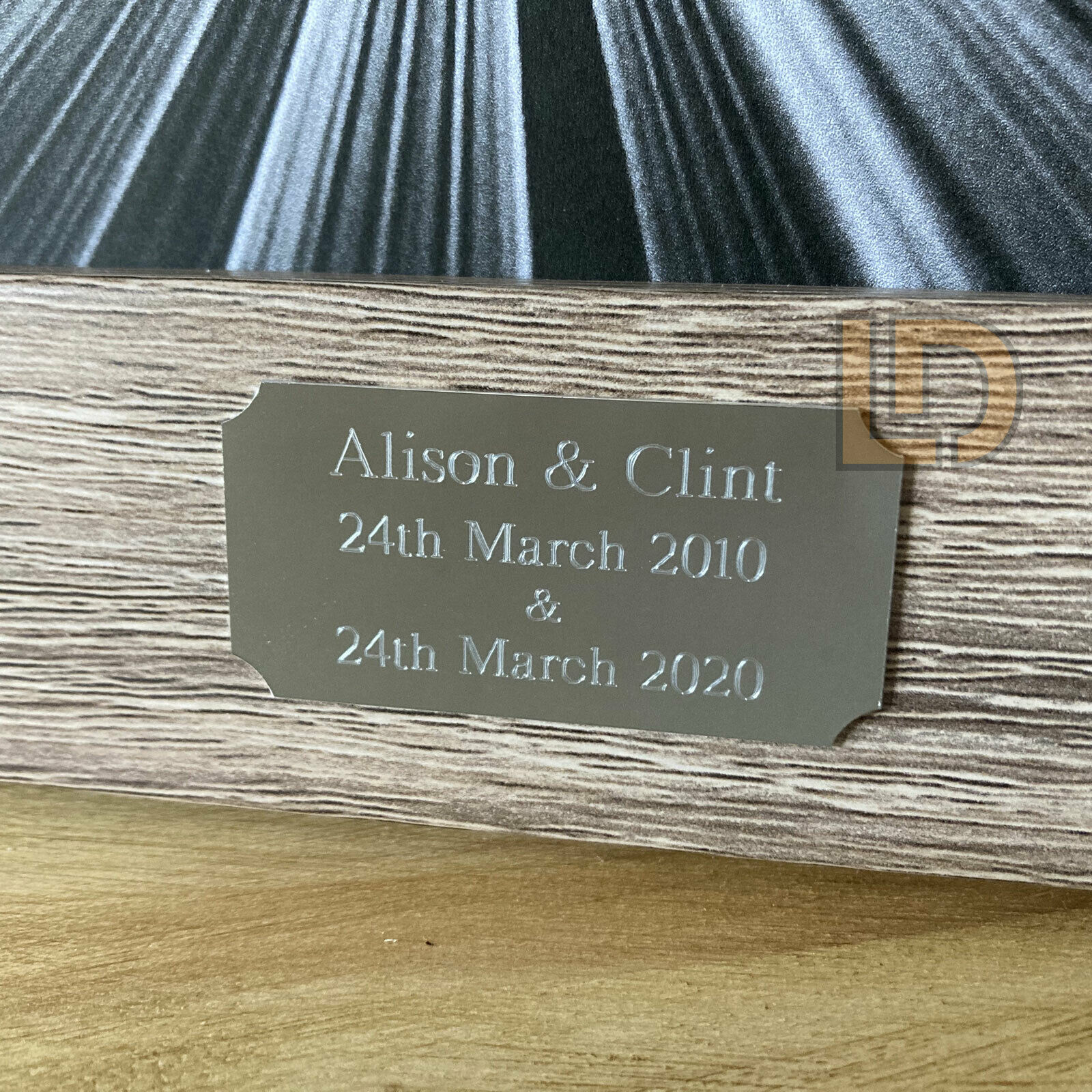 engraved trophy plaques plates silver 50 x 25mm self adhesive trophy plaque picclick uk. Black Bedroom Furniture Sets. Home Design Ideas