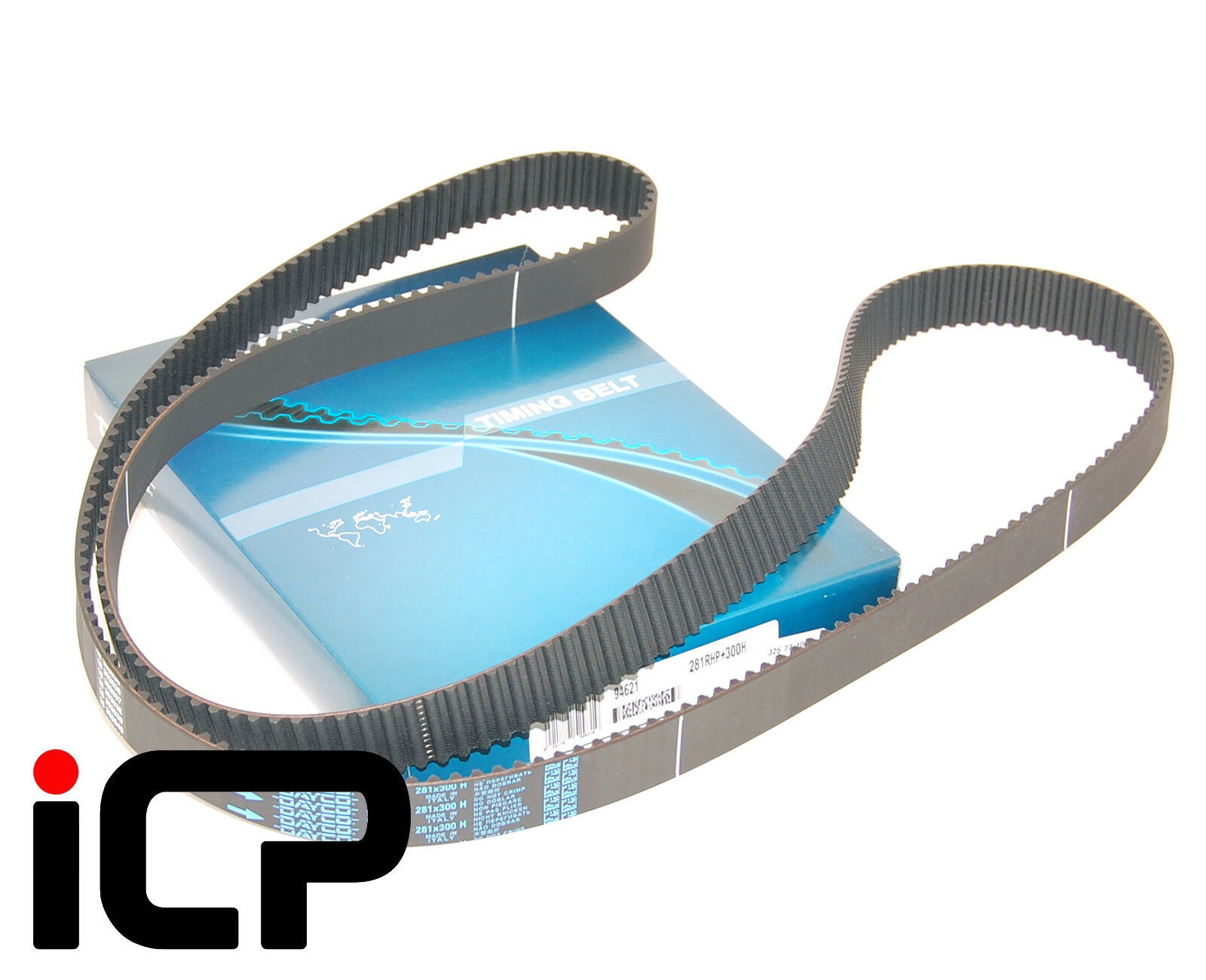 Dayco Cam Timing Belt With Marks Fits Impreza Ej20g Ej20k Jdm Pulleys 1 Of 1free Shipping
