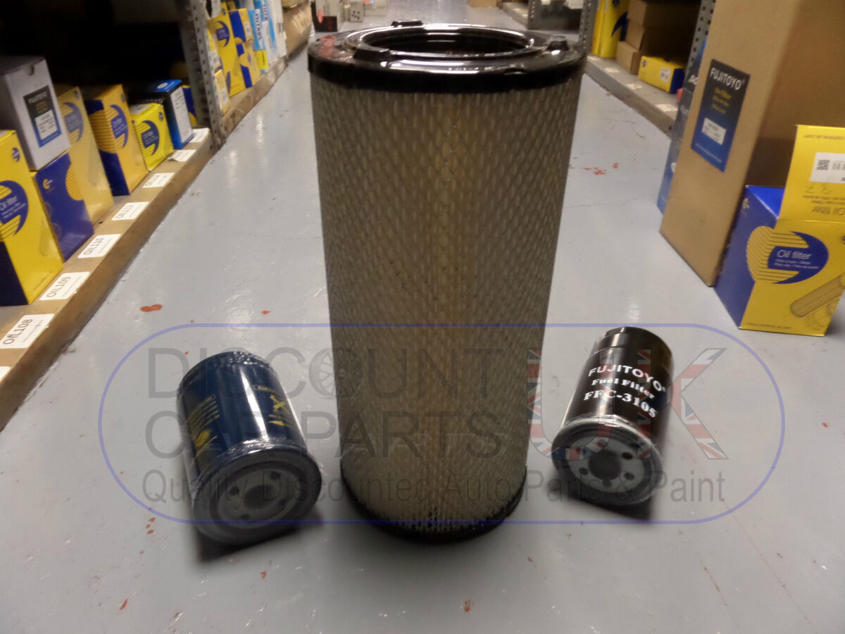 Oil Air Fuel Filter Iveco Daily 23 D Hpi 16v 2287 Diesel 3 03 4 06 Mercedes Benz On M2 1 Of 1free Shipping